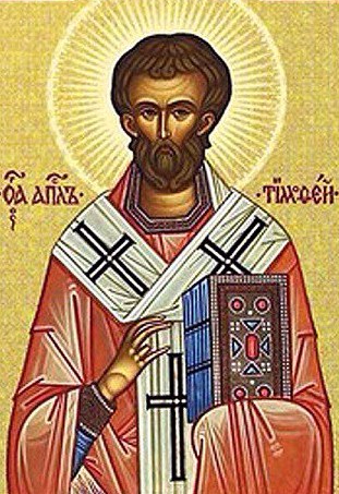 Icon of St. Timothy