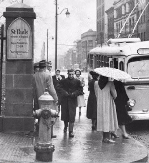 Halifax in the 1950's
