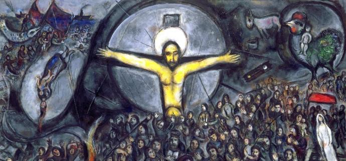 Exodus, Marc Chagall
